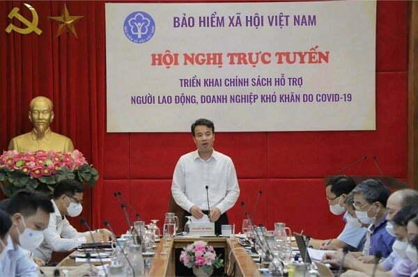 Ngành BHXH Việt Nam luôn đồng hành cùng doanh nghiệp và người lao động vượt qua đại dịch Covid-19
